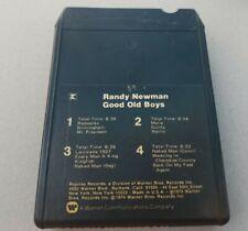 Randy Newman Good Old Boys 8track Tape Cartridge