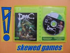 DMC Devil May Cry - XBox 360 Microsoft