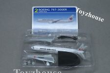 F-Toys Japan Airlines JAL Boeing 767-300ER (JA616J) 1:500 Model New
