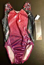 Was $64.99 Nwt! Cirque Du Soleil Resounding Pulse Gymnastic Dance Gk Leotard Cl