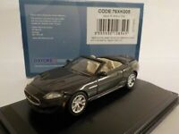 Model Car, Jaguar XK - Grey,  1/76 New  Oxford  76XK005