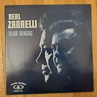 Neal Zarrelli Blue Magic Saturn Records S-1010 VG+ Vinyl Lp Ex Cover Autographed