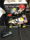 Vintage 80s Radio Remote Control Rod-Spark Off-Road Super Buggy Racer, 1:14 Scal
