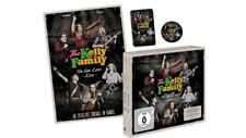 The Kelly Family - We Got Love Live -(2x CD + 2x DVD) + Button + Poster + Magnet