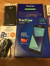 Tracfone Samsung Galaxy J7 Sky Pro + 365 Days Service w/ 1200 MIN/ 1200 Text/1GB