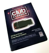 'Club Classics' House Music Collection - 1000 Quality Unmixed Full-Length Tracks