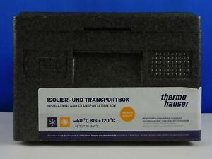 THERMOHAUSER TH-4000249528 Lebensmittel Thermobox Box GN 1/2 Wie Neu