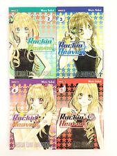 Rockin Heaven Lot 4 Manga Tomes 1 à 4 / 1 2 3 4