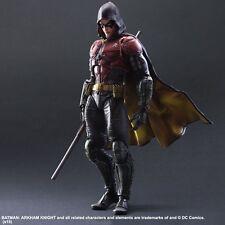 BATMAN Arkham Knight Play Arts Kai Robin Action Figure UK Venditore