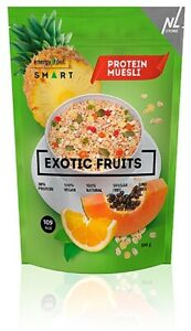 Exotic Fruits Protein Muesli Energy Diet Smart made in Russia