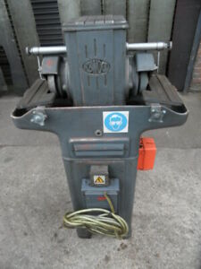 ABWOOD GRINDER. DIAMOND WHEEL LAPPING MACHINE & TOOL GRINDER WITH TILTING TABLE