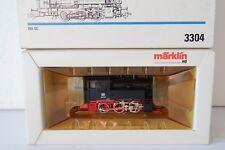 Märklin HO/AC 3304 Dampf Lok BR 80 030 DB(DK/282-75S11/3)