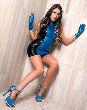 August Ames Adult  Star Unsigned Photo #113 Brazzers Penthouse  Deceased Model