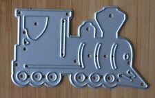 Metal Cutting Die-Train Choo STEAM RAILWAY Toy (F04)