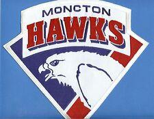 Moncton Hawks AHL Jersey Patch Crest Winnipeg Jets