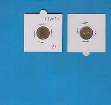 Gertbrolen 5 Centimes  Marianne en Cupro-Aluminium-Nickel 1970 Exemplaire N° 10