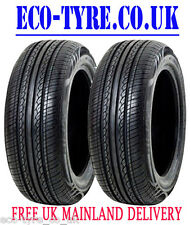 2X tyres 195 55 R15 85V Hifly HF201 Brand New QUALITY Tyres M+S 195 55 15