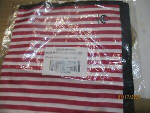 NWT BROOKS BROTHERS POCKET SQUARE THOM BROWNE BLACK FLEECE MAKE OFFERS!