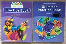 Lot 2 Grade 5 Storytown: Grammar Practice Book Student Edition by HARCOURT
