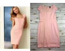 80deab8a7b Victoria s Secret Womens 12 Cap Sleeve Light Pink Ponte Dress Sheath  Scoopneck