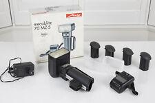 Metz Mecablitz 70 MZ-5 Handle flash and Control unit