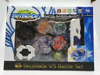 Beyblade Burst Starter pack 4 beyblade and launcher Burst Set