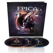 Epica-The Holographic principle 3 CD NUOVO