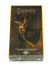 1995 FPG Everway TCG Collectible Gaming Card Booster Box Case (12 Boxes)