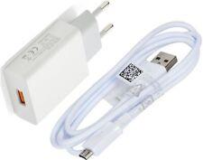 USB Ladegerät Ladekabel für Huawei Honor 3C / 4C / 6 / 5x / 7  Datenkabel Weiß