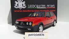 Laudoracing 1/18 Fiat Ritmo 130TC Abarth 1983 Red Art. LM100