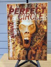 A Perfect Circle Concert Poster- Denver & San Francisco- 2000- Bgp F244!