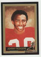 Johnny Rodgers Nebraska Cornhuskers Heisman Card FREE Shipping