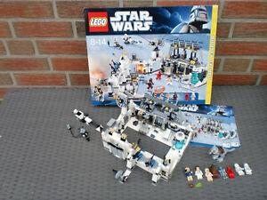 Lego® Star Wars™ 7879 Hoth Echo Base™ OVP +OBA Komplett Sammlung Limited Edition