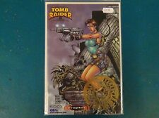 Tomb Raider Issue 3 Variant Gold Stamp - Top Cow Comics - NM Condition