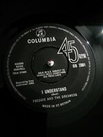 "Freddie And The Dreamers – I Understand Vinyl 7"" Single UK DB 7381 1964"