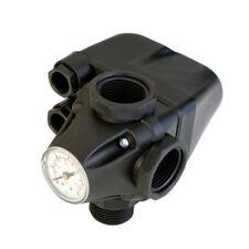 Pressostato PressControl Autoclave con Manometro PM5-3W Italtecnica 3 VIE