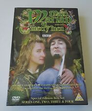 NEW SEALED RARE MAID MARIAN AND HER MERRY MEN COMPLETE BBC SERIES 1-4 8 DVD SET