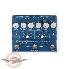 Brand New Electro-Harmonix Super Pulsar Stereo Tap Tremolo Pedal
