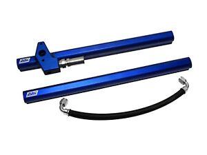 Fuel Injector Rail-High-Flow Billet Aluminum Fuel Rail Kit fits 2005 Mustang V8