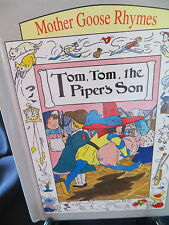 Tom Tom the Piper's Son [Mother Goose Rhymes] HC 1995 minature LN