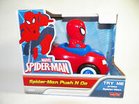 Marvel Spider-Man Push and Go Racer Car  NEW TOY