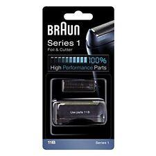 Braun 11B Shaver Replacement Pack Foil & Cutter Cartridge Series 1/GENUINE