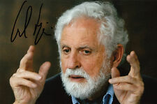 Dr. Carl Djerassi Inventor of the birth control pill SIGNED 4x6 PHOTO AUTOGRAPH