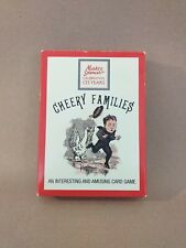 Marks & Spencer Cheery Families Card Game Celebrating 125 years