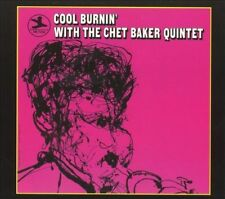 Cool Burnin' with the Chet Baker Quintet by Chet Baker Quintet (CD, Aug-1999) VG