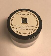 Jo Malone English Pear & Freesia Body Creme Cream travel size 15 ml 0.5 oz NEW