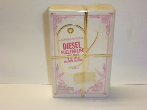 Diesel FUEL FOR LIFE Summer Edition 75ml Eau de Toilette Spray Pour Femme