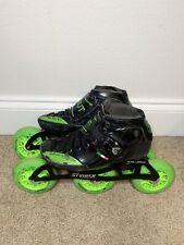 Atom Luigino Strut Inline Skate Package Rollerblades 3 Wheel Size 2