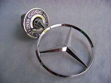 MERCEDES BENZ OEM HOOD ORNAMENT STAR EMBLEM C280 C230 CLK320 E320 E420 S430 S500