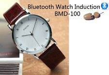 Excellent Mechanics Bluetooth Watch with mini spy earpiece Full sets